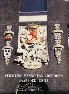 Stichting Menno van Coehoorn Jaarboek-1988-1989 - Stichting Menno van Coehoorn
