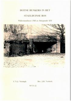 Duitse bunker in het Staelduinse bos - Stichting Menno van Coehoorn