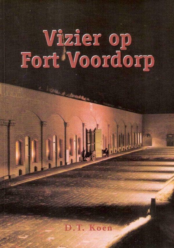 Vizier op Fort Voordorp - Stichting Menno van Coehoorn