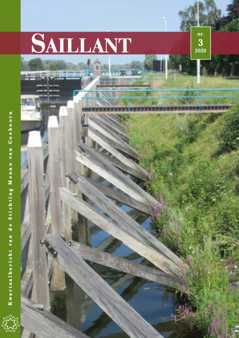 Saillant nr3 2020- Stichting Menno van Coehoorn